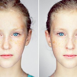 Identical: Portraits of Twins, 2011–2012